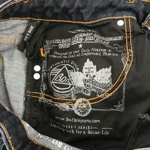 Buffalo David Bitton Jeans - Buffalo Six-X Basic Slim Straight Jeans